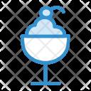 Icecream Cone Cold Icon
