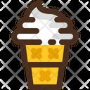Icecream Food Cone Icon