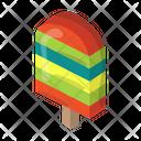 Icecream Lolly Cone Icon