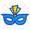Mask Party Carnival Costume Celebration Icon