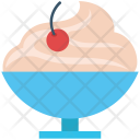 Icecream Dessert Frozen Icon