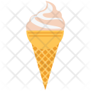 Icecream Cone Dessert Icon