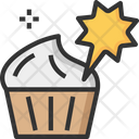 Icecream Advertisement Icon