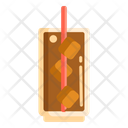 Iced Coffee Icon