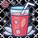 Iced Tea Chilled Tea Beverage Icon