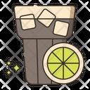 Iced Tea Lemon Tea Tea Icon