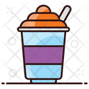 Iced Tea Smoothie Drink Takeaway Drink Icon