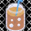 Iced Tea Chilled Tea Fizzy Tea Icon