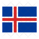 Iceland Flag Flags Icon