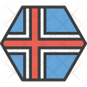 Iceland Icon