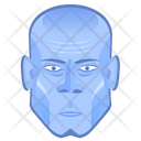 Iceman Head Super Icon