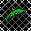 Ichthyosaurus Icon