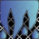 Winter Ice Season Icon