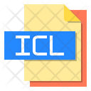 Icl File Format Type Icon