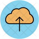 Icloud Cloud Upload Icon