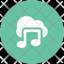 Icloud Cloud Music Icon