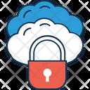 Icloud Lock Cloud Onedrive Icon