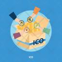 Ico Finance Bitcoin Icon