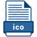 Ico File Formats Icon