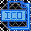 Ico File File Type Icon