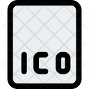 Ico File Ico Initial Coin Offering Icon
