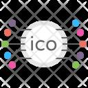 ICO Token Icon