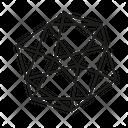 Icosahedron Icosahedron Shape Shape Icon