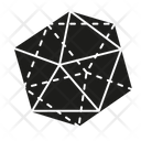 Icosahedron Icon