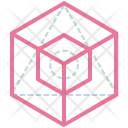 Icosahedron Icon