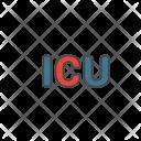 Icu Emergency Hospital Icon