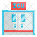 Icu Room Icon