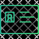 Id Account Authentication Icon