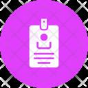 Id Card Photo Icon