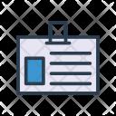 Card Id Employee Icon