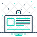 Id Card Accessibility Identification Icon