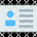 License Driving License Driver License Icon