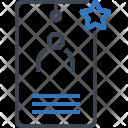 Id New Badge Icon