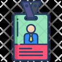 Id Card Card Identity Card Icon