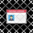 Id Card Profile Icon