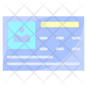 Folders Files Personal Icon