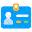 Id Card Id Cards Business Card Icon