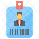 Id Card National Icon