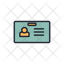 Id Card Identity Card Identification Icon
