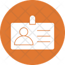 Id Card Id Badge Identification Icon