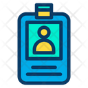 Id Card Proof Icon