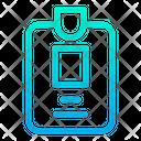 Icard Identification Caqrd Id Icon