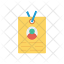 Card Employee Id Icon