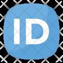 ID Emoji Icon