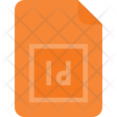 Indd Indesign File Icon