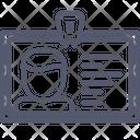 Idcard Id Card Icon